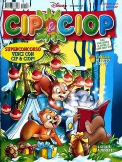 Copertina CIP & CIOP n.194 - CIP & CIOP                 194, WALT DISNEY PRODUCTION