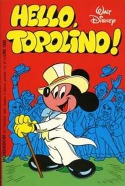 Copertina CLASSICI WALT DISNEY n.81 - Hello Topolino, WALT DISNEY PRODUCTION