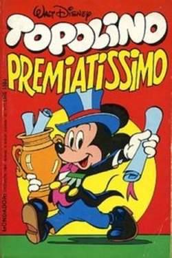 Copertina CLASSICI WALT DISNEY n.96 - Topolino premiatissimo, WALT DISNEY PRODUCTION