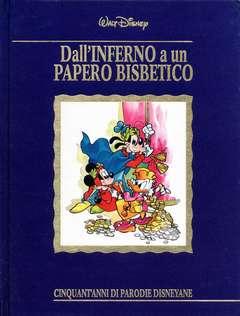 Copertina DALL'INFERNO A PAPERO BISBETICO n. - DALL'INFERNO A PAPERO BISBETICO, WALT DISNEY PRODUCTION