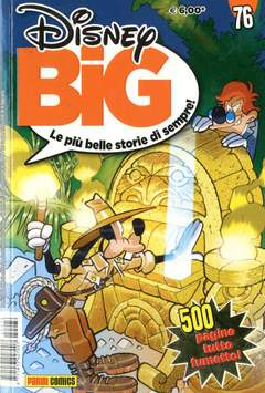 Copertina DISNEY BIG n.76 - DISNEY BIG                  76, WALT DISNEY PRODUCTION