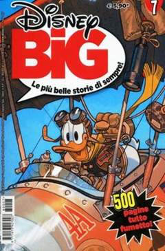 Copertina DISNEY BIG n.7 - DISNEY BIG                   7, WALT DISNEY PRODUCTION