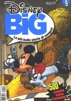 Copertina DISNEY BIG n.9 - DISNEY BIG                   9, WALT DISNEY PRODUCTION