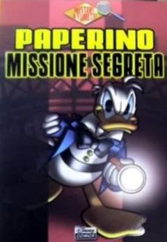 Copertina DISNEY COMICS n.11 - Paperino missione segreta, WALT DISNEY PRODUCTION