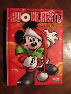 Copertina DISNEY COMICS n.14 - Buone feste con Topolino, WALT DISNEY PRODUCTION