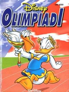 Copertina DISNEY OLIMPIADI n.1996 - Disney Olimpiadi, WALT DISNEY PRODUCTION