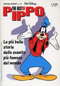 Copertina DISNEY SPECIALE n.17 - The best of Pippo, WALT DISNEY PRODUCTION