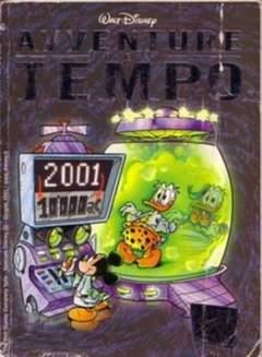 Copertina DISNEY SPECIALE n.22 - Avventure nel tempo, WALT DISNEY PRODUCTION