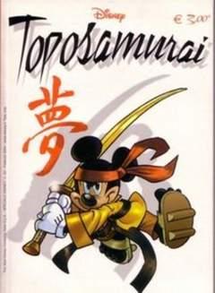 Copertina DISNEY SPECIALE n.33 - Toposamurai, WALT DISNEY PRODUCTION