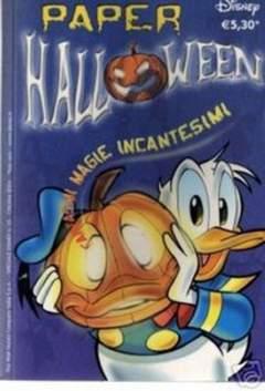 Copertina DISNEY SPECIALE n.35 - Paper Halloween, WALT DISNEY PRODUCTION