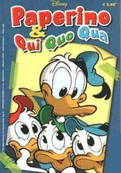 Copertina DISNEY SPECIALE n.42 - Paperino & Qui Quo Qua, WALT DISNEY PRODUCTION