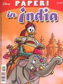 Copertina DISNEY SPECIALE n.43 - Paperi in India, WALT DISNEY PRODUCTION