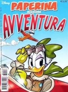 Copertina DISNEY SPECIALE n.46 - Paperina missione avventura, WALT DISNEY PRODUCTION