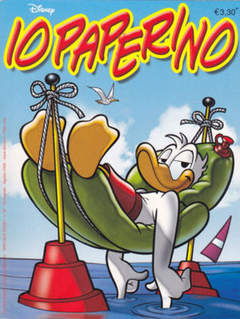 Copertina DISNEY SPECIALE n.50 - Io Paperino, WALT DISNEY PRODUCTION