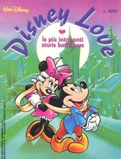 Copertina DISNEY SPECIALE n.7 - Disney Love - Le più intriganti storie batticuore, WALT DISNEY PRODUCTION