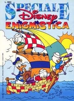 Copertina DISNEY SPECIALE n.5 - Speciale Disney Enigmistica, WALT DISNEY PRODUCTION