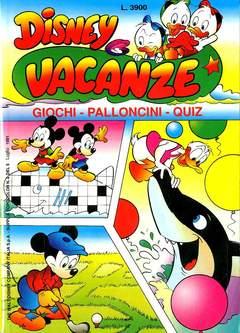 Copertina DISNEY VACANZE n.1991 - DISNEY VACANZE            1991, WALT DISNEY PRODUCTION