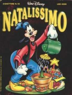 Copertina DISNEYTIME n.10 - Natalissimo, WALT DISNEY PRODUCTION