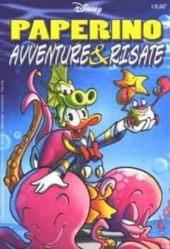 Copertina DISNEYTIME n.51 - Paperino avventure & risate, WALT DISNEY PRODUCTION