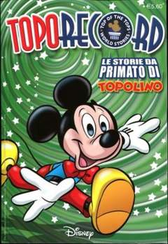 Copertina DISNEYTIME n.58 - Toporecord, WALT DISNEY PRODUCTION