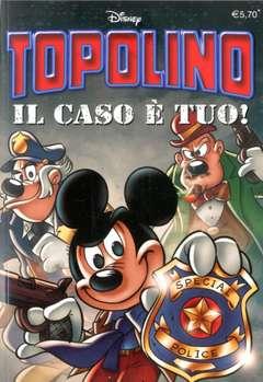 Copertina DISNEYTIME n.61 - Topolino il caso è tuo!, WALT DISNEY PRODUCTION