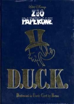 Copertina DUCK ZIO PAPERONE n. - SPECIALE 50 ANNI DI ZIO PAPERONE, WALT DISNEY PRODUCTION
