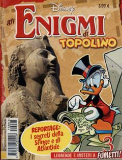Copertina ENIGMI DI TOPOLINO n.3 - ENIGMI DI TOPOLINO           3, WALT DISNEY PRODUCTION