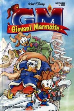 Copertina GIOVANI MARMOTTE n.10 - GIOVANI MARMOTTE            10, WALT DISNEY PRODUCTION