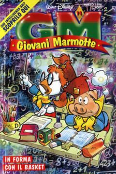 Copertina GIOVANI MARMOTTE n.14 - GIOVANI MARMOTTE            14, WALT DISNEY PRODUCTION
