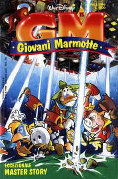 Copertina GIOVANI MARMOTTE n.15 - GIOVANI MARMOTTE            15, WALT DISNEY PRODUCTION