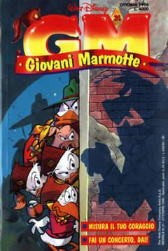 Copertina GIOVANI MARMOTTE n.21 - GIOVANI MARMOTTE            21, WALT DISNEY PRODUCTION