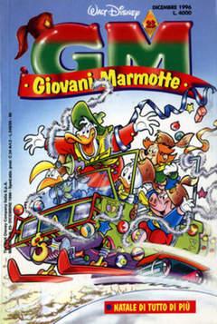 Copertina GIOVANI MARMOTTE n.23 - GIOVANI MARMOTTE            23, WALT DISNEY PRODUCTION