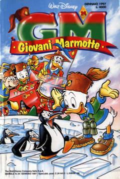 Copertina GIOVANI MARMOTTE n.24 - GIOVANI MARMOTTE            24, WALT DISNEY PRODUCTION
