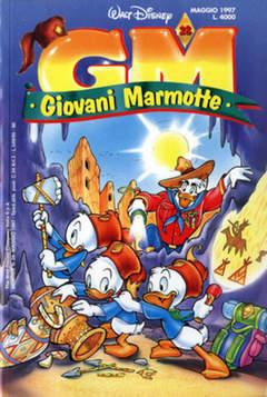Copertina GIOVANI MARMOTTE n.28 - GIOVANI MARMOTTE            28, WALT DISNEY PRODUCTION