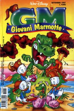 Copertina GIOVANI MARMOTTE n.32 - GIOVANI MARMOTTE            32, WALT DISNEY PRODUCTION