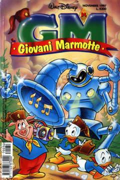 Copertina GIOVANI MARMOTTE n.34 - GIOVANI MARMOTTE            34, WALT DISNEY PRODUCTION