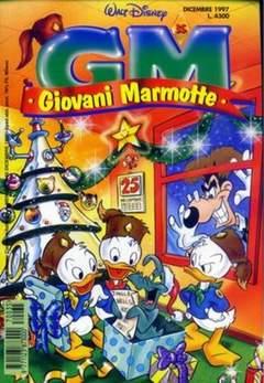 Copertina GIOVANI MARMOTTE n.35 - GIOVANI MARMOTTE            35, WALT DISNEY PRODUCTION