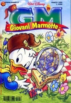 Copertina GIOVANI MARMOTTE n.50 - GIOVANI MARMOTTE            50, WALT DISNEY PRODUCTION