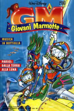 Copertina GIOVANI MARMOTTE n.6 - GIOVANI MARMOTTE             6, WALT DISNEY PRODUCTION