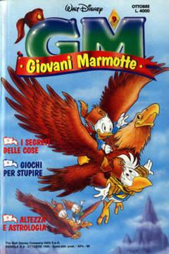Copertina GIOVANI MARMOTTE n.9 - GIOVANI MARMOTTE             9, WALT DISNEY PRODUCTION