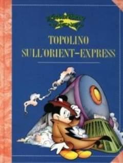 Copertina GRANDI PARODIE n.61 - Topolino sull'Orient Express, WALT DISNEY PRODUCTION