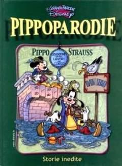 Copertina GRANDI PARODIE n.75 - Pippo Strauss, WALT DISNEY PRODUCTION