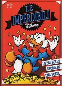 Copertina IMPERDIBILI n.14 - LE PIU BELLE STORIE DI UNA VOLTA, WALT DISNEY PRODUCTION