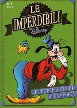 Copertina IMPERDIBILI n.4 - LE PIU BELLE STORIE DI UNA VOLTA, WALT DISNEY PRODUCTION