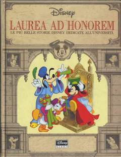 Copertina LAUREA AD HONOREM n. - LAUREA AD HONOREM, WALT DISNEY PRODUCTION