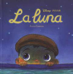 Copertina LUNA n. - LA LUNA, WALT DISNEY PRODUCTION