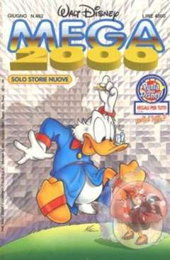Copertina MEGA n.462 - MEGA                       462, WALT DISNEY PRODUCTION