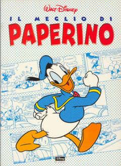 Copertina MEGLIO DI n.1 - IL MEGLIO DI PAPERINO, WALT DISNEY PRODUCTION