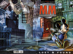 Copertina MICKEY MOUSE MISTERY n.3 - Lost & found, WALT DISNEY PRODUCTION