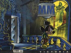 Copertina MICKEY MOUSE MISTERY n.8 - Victoria, WALT DISNEY PRODUCTION